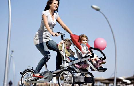 taga 2 - taga carrito y bicicleta