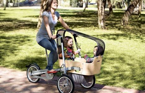 taga 3 - TAGA: carrito con bicicleta