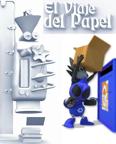 el viaje del papel - El Viaje del Papel: el cómo y el porqué del reciclado de papel y cartón