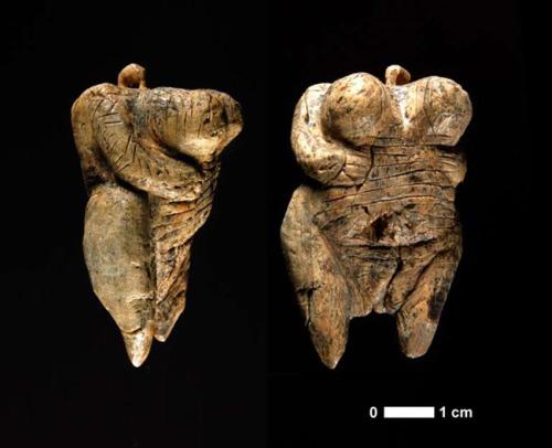 venus - La Venus de Hohle Fels, la figura humana más antigua y su simbolismo social