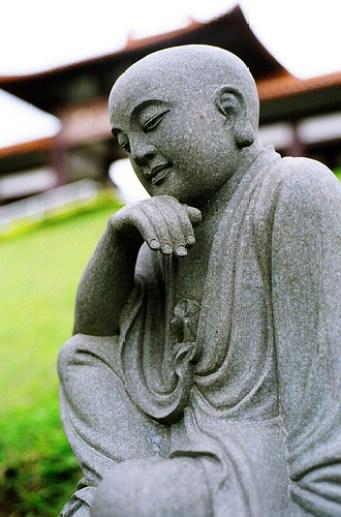 buda templu zu lai - Las Cuatro Nobles Verdades de Buda