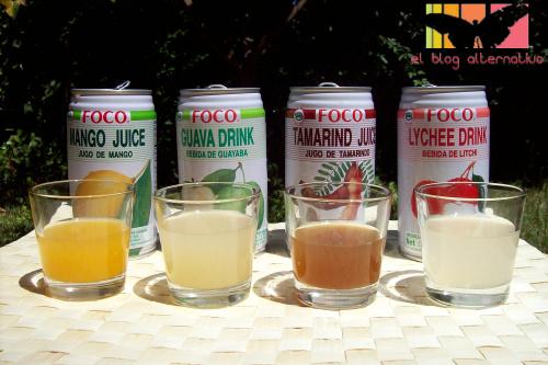cata zumos2 - Cata de ocho zumos tropicales FOCO