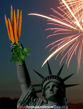 food independence-day