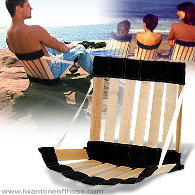 Silla ergon mica para la playa el blog alternativo - Silla para la playa ...