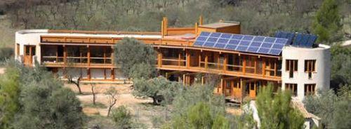 urobia casa - UROBIA: Parque Ecológico en Orba (Alicante)