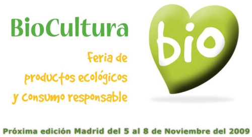 biocultura madrid 2009 - BioCultura Madrid 2009