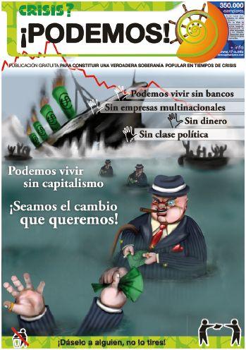 capotalismo - Podemos vivir sin capitalismo: periódico en pdf