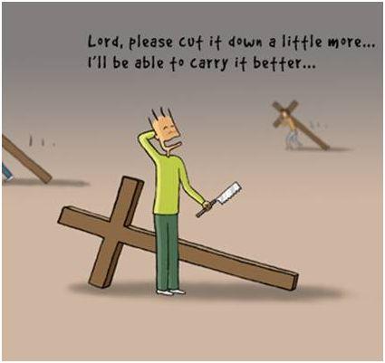 cruz7 - ¿Cómo llevas las cruces de la vida?