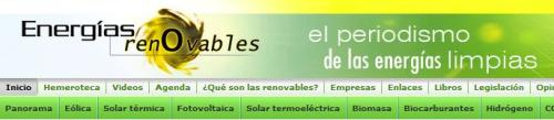 energias renovables - energias renovables