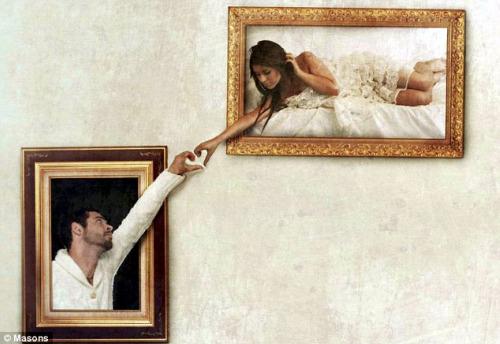 fotos - No hay distancia para el amor y la imaginación: la historia de Aaron y Rosie