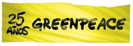 greenpeace 25 anos - 25 años de Greenpeace en España
