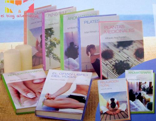 libros cuerpomente2 - Dos libros de yoga y pilates por 1,95 euros en los quioscos en España