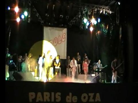 paris de oza - Orquesta de pega y que vuelva la fiesta a la aldea