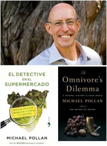 """pollan - Entrevista a Michael Pollan, el """"guru"""" de los Obama en alimentación y agricultura, sobre la comida actual"""