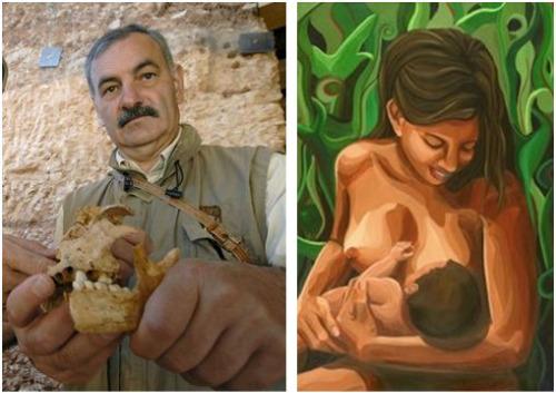 """atapuerca - El científico y paleontólogo de Atapuerca Bermúdez de Castro y su visión de la lactancia, la salud y la sociedad actual: """"La leche materna tendría que ser el alimento principal de los seres humanos durante sus 4 primeros años de vida"""""""
