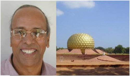 """auroville 4 - Ananda Reddy, director de Auroville: """"Hay que moverse hacia la luz"""""""