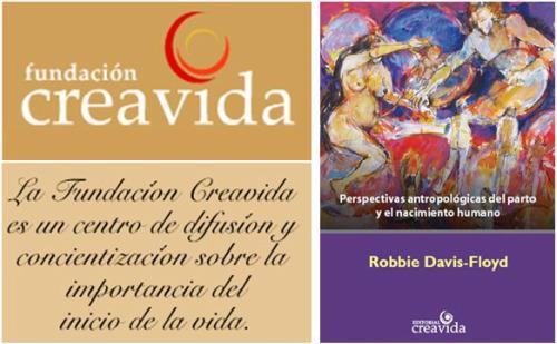 creavida - Jaqui Zieler en Barcelona a finales de octubre 2009. Talleres para hombres, mujeres, padres y profesionales del parto y postparto