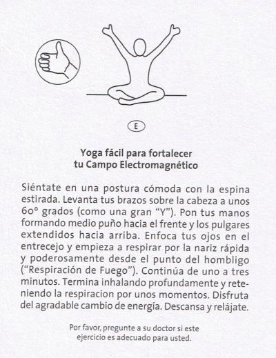 postura yoga - postura-yoga aumentar campo electromagnético