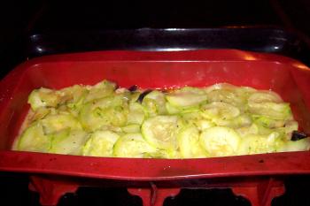 tortilla horno 3 - Tortilla de verduras al horno