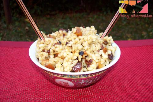 arroz frutos secos - arroz-frutos-secos curry