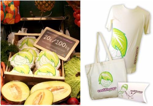 cooliflower51 - Cooliflower: camisetas y bolsas doblemente ecológicas