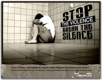 violence31 - Patrones positivos de comportamiento en la lucha contra el maltrato  (2/2)
