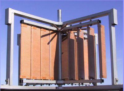 aerogenerador de eje vertical wm - El generador eólico de eje vertical es más eficiente, ecológico y económico que el de eje horizontal