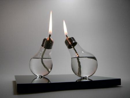 bombillas recicladas 15 - Ideas para el reciclado de bombillas tradicionales