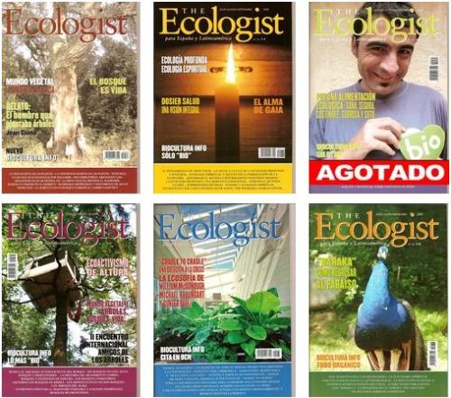 ecologists - THE ECOLOGIST: una revista muy recomendable para un mundo alternativo y mejor