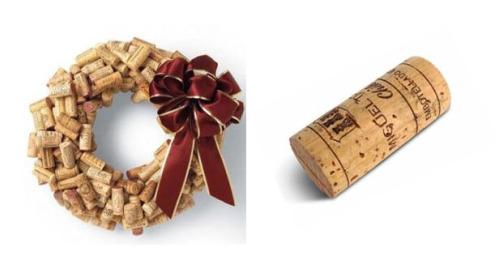 guirnalda8 - 5 guirnaldas de Navidad originales y caseras