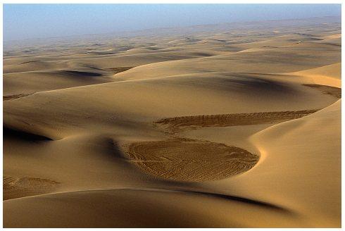 namib desert 1 - El cuento de las arenas: un renacimiento sufí