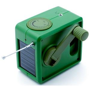radio solar y a manivela 2 - 10 regalos alternativos
