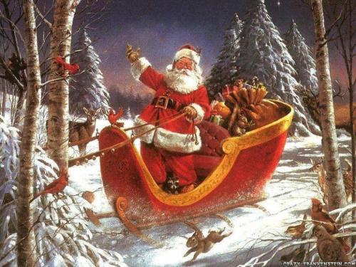 santa claus - Santa Claus