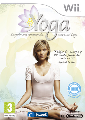 yoga para wii - Yoga para Wii: una profesora de yoga en casa