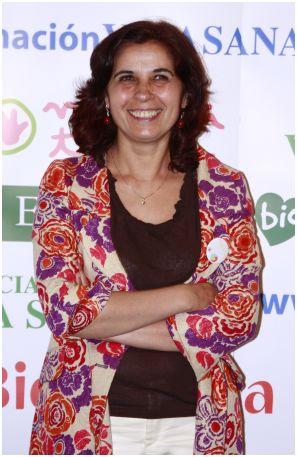 """angeles parra - Entrevista a Ángeles Parra, directora de Biocultura: """"En lo pequeño, en lo hecho a escala humana y de corazón, reside el secreto del cambio de paradigma"""""""