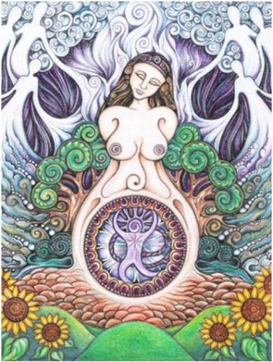 diosa1 - el despertar de la diosa