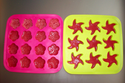 recetas de gominolas