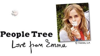 emma2 - Emma Watson apoya el comercio justo y la moda ecológica de la mano de People Tree