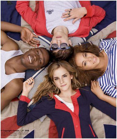 emma3 - Emma Watson apoya el comercio justo y la moda ecológica de la mano de People Tree