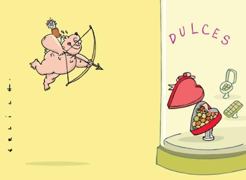 erilch - AMOR Y HUMOR en San Valentín: 12 chistes sobre todas las caras del enamoramiento