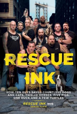 toby3 - RESCUE INK: moteros tatuados al rescate de mascotas maltratadas