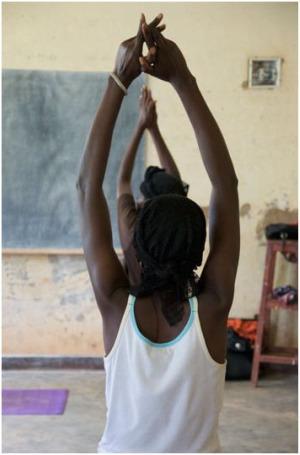 yoga - yoga PROJECT AIR
