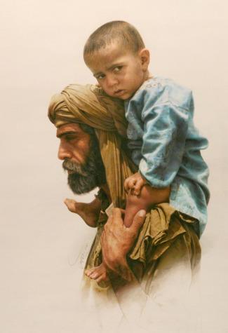 iman maleki - Día del Padre 2010