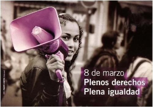 mujer - día de la mujer trabajadora