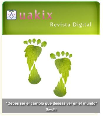 "uakix - Revista Uakix ""Vivir en verde"""