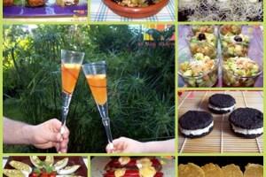 aperitivos - 10 aperitivos vegetarianos para sorprender a los invitados