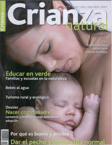 crianza natural - Revista CRIANZA NATURAL nº 9: conciliación contra la crisis