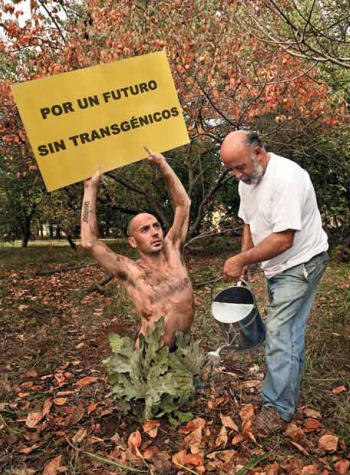 juan felipe carrasco1 - Todas las preguntas sobre transgénicos explicadas por Juan-Felipe Carrasco de Greenpeace