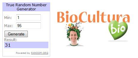 sorteo biocultura barcelona 2010 resultado - Ganadores del sorteo de entradas para Biocultura Barcelona 2010