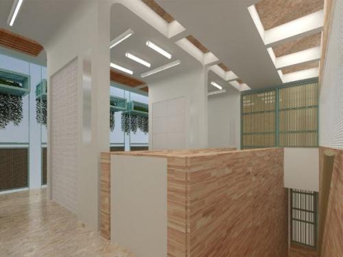 casa aqua interior - Casa Aqua: ecológica, económica y sostenible